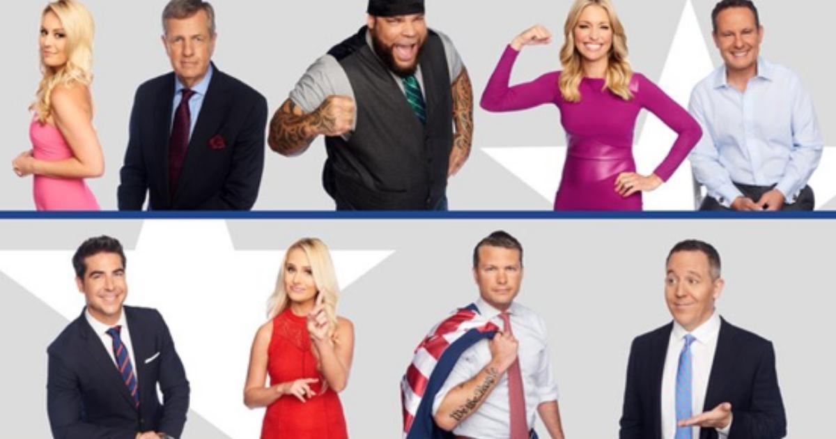 Fox Nation promo