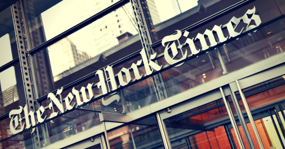 Exclusive: The Truth About Facebook's Censorship and The NY Times Hit Job on Me