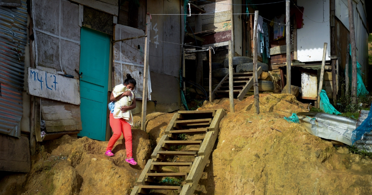 Poverty in South America