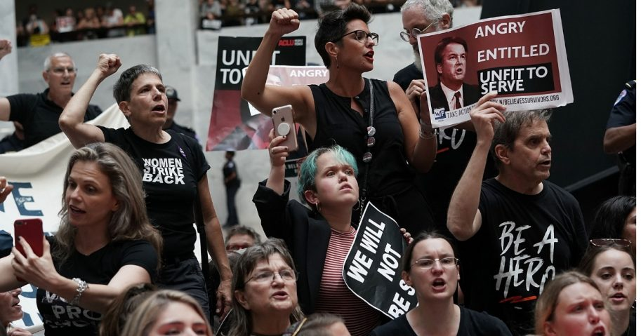 Protests against Kavanaugh