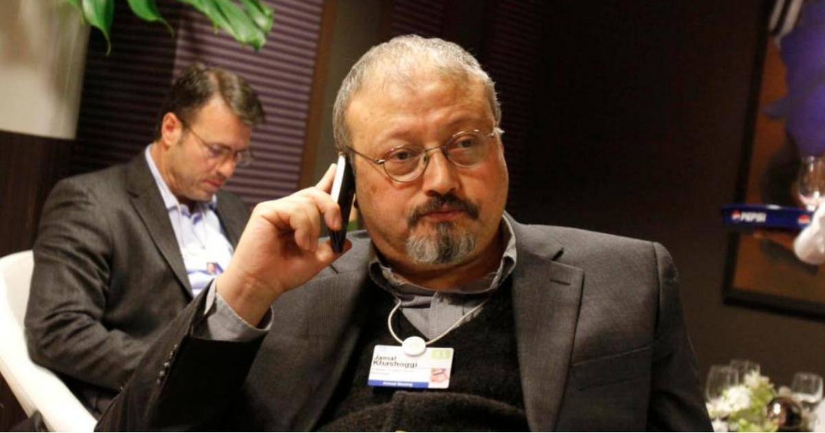 Saudi journalist