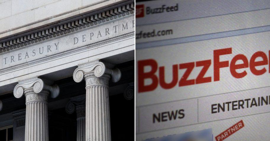 Treasury Department/BuzzFeed