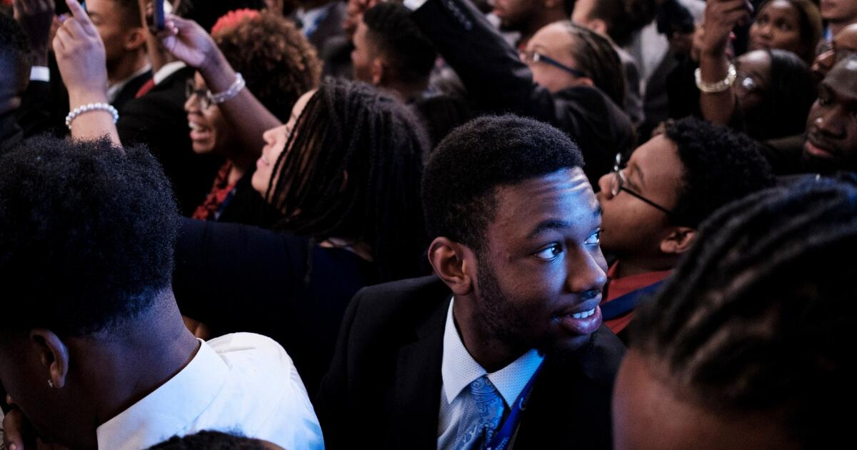 2018 Young Black Leadership Summit