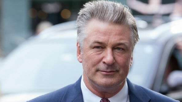 Actor and comedian Alec Baldwin is pictured in a file photo from June 2016.
