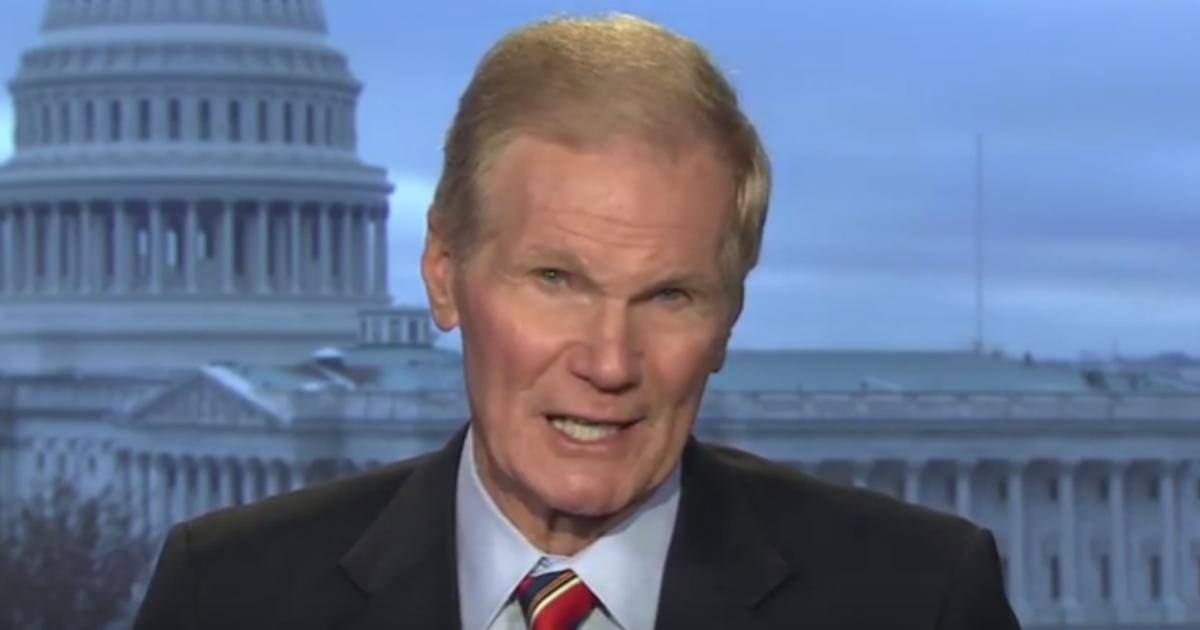 Florida Democratic Sen. Bill Nelson