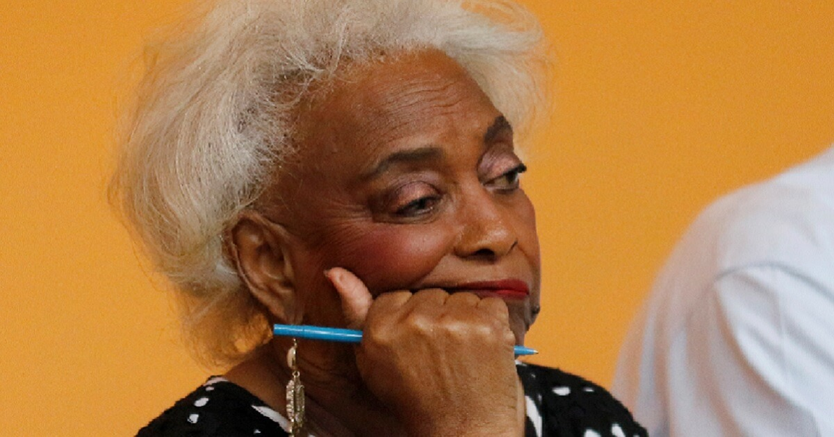 Broward County Elections Supervisor Brenda Snipes is pictured during a county canvassing board meeting Nov. 10.