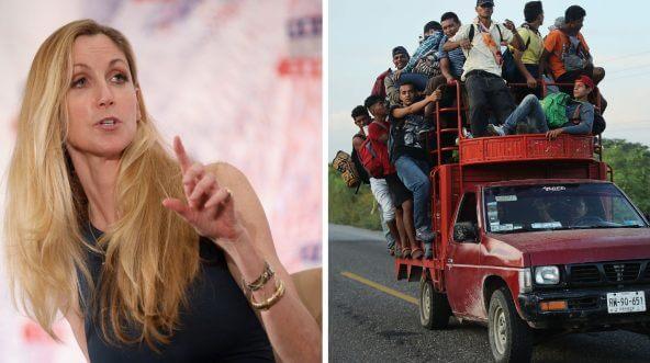 Ann Coulter vs. Caravan