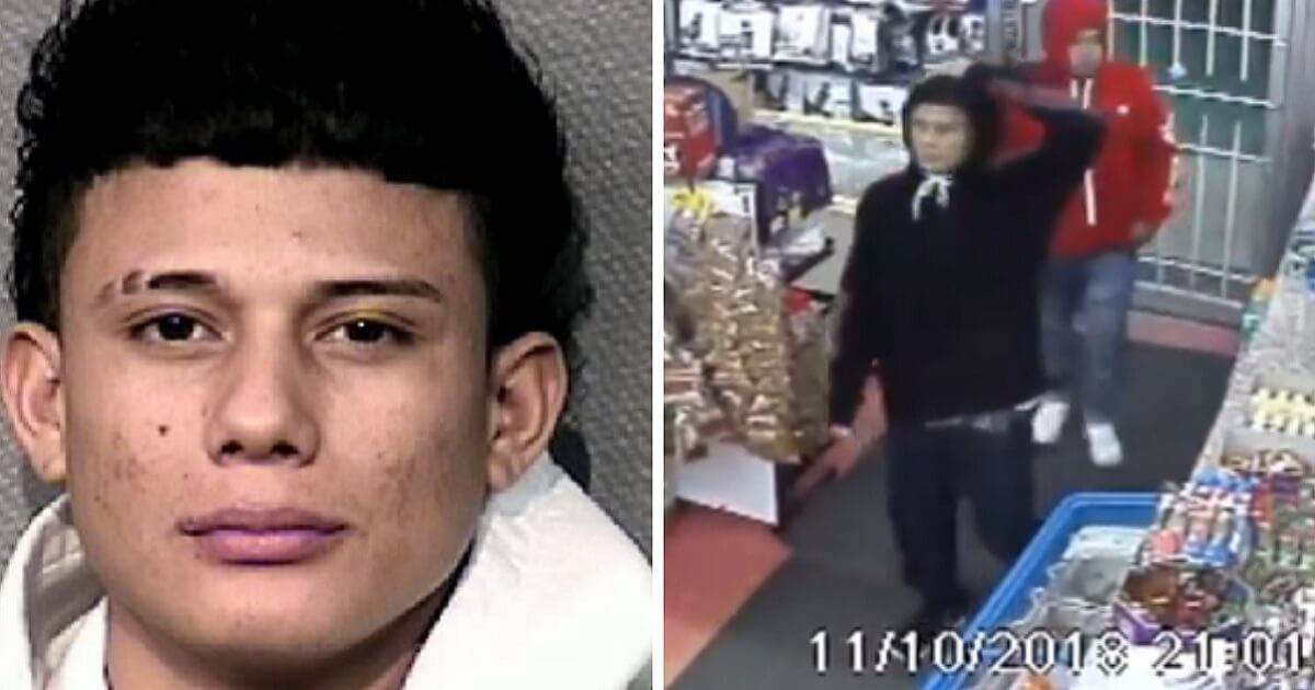 Illegal Deported 2 Years Ago Arrested in Murder of Store Clerk