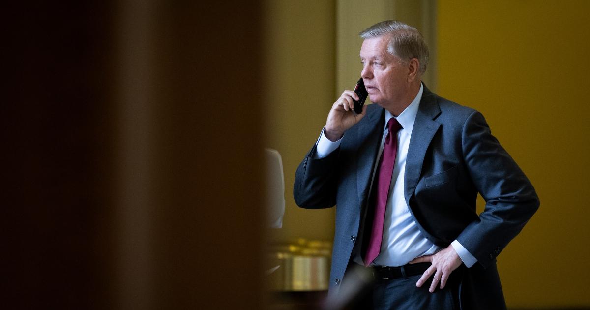 Sen. Lindsey Graham on phone