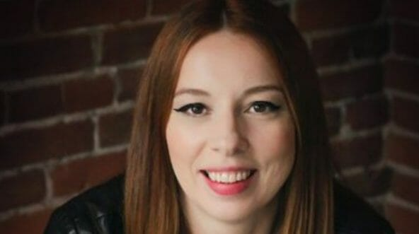 Feminist Meghan Murphy is under fire from the left for questioning transgenderism.