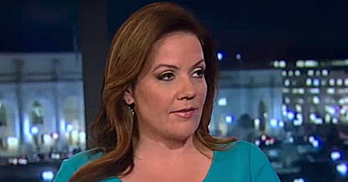Fox News correspondent Mollie Hemmingway