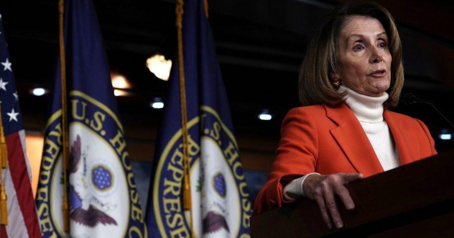 Nancy Pelosi Speaker