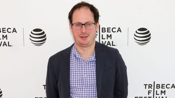 Election analyst Nate Silver attends 'Tribeca Talks' at SVA Theatre during the 2016 Tribeca Film Festival on April 20, 2016, in New York City.