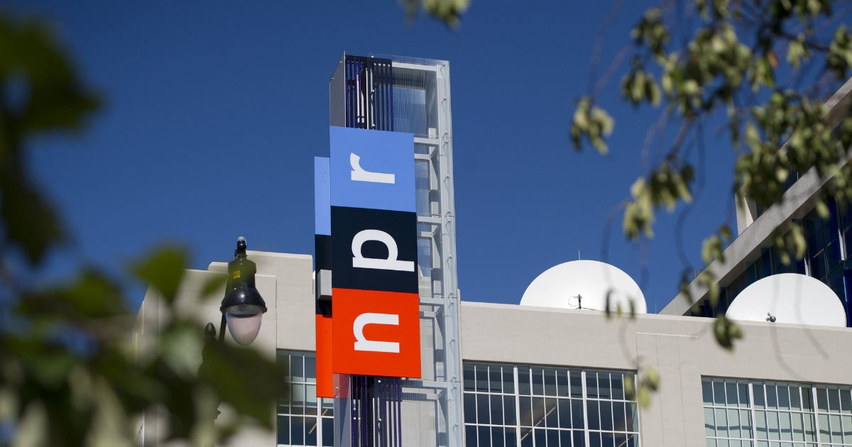 The headquarters for National Public Radio, or NPR, are seen in Washington, D.C., Sept. 17, 2013.