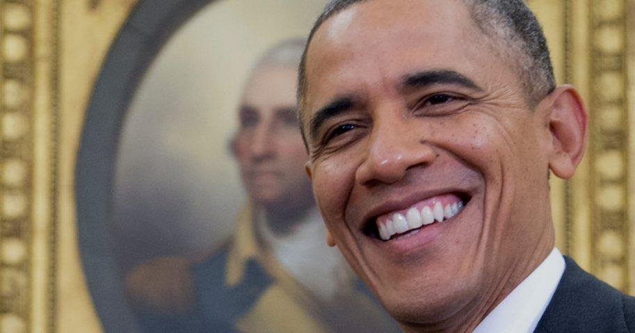 Obama George Washington