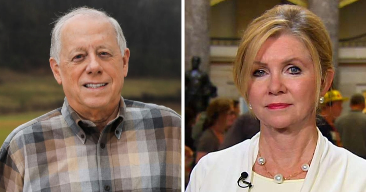 Former Gov. Phil Bredesen and Republican Marsha Blackburn