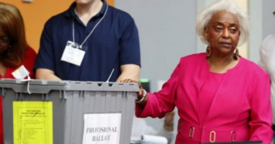Broward County Supervisor of Elections Brenda Snipes