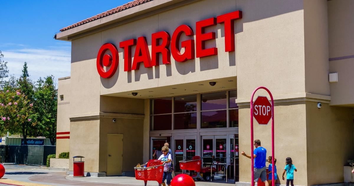 Outside of Target