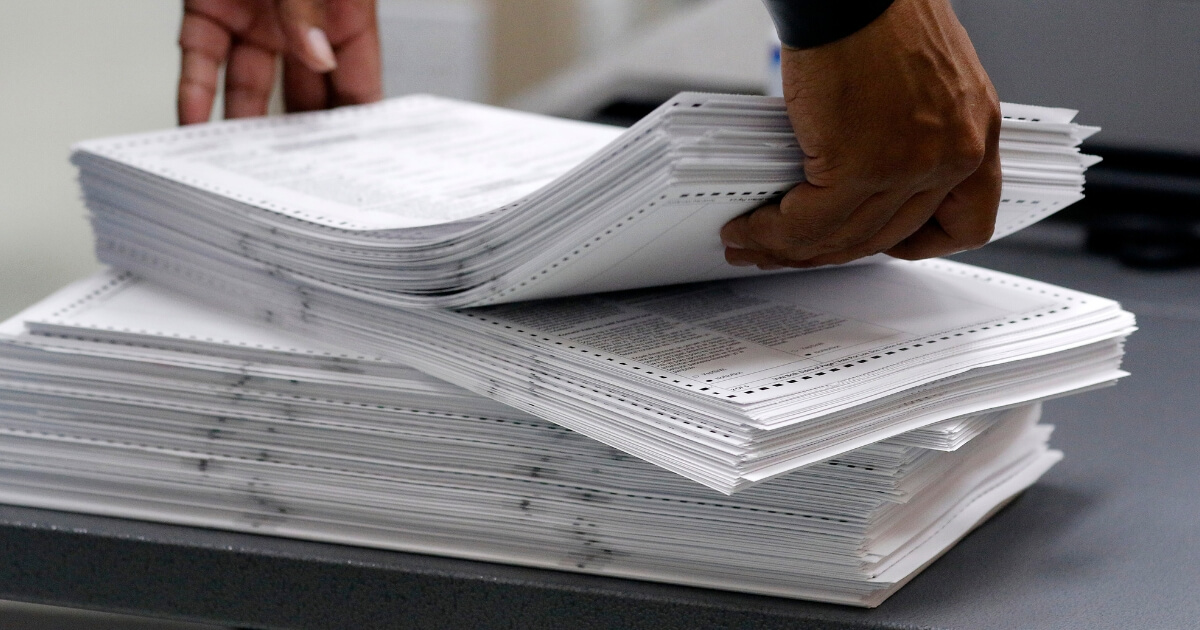 Broward County ballot recount
