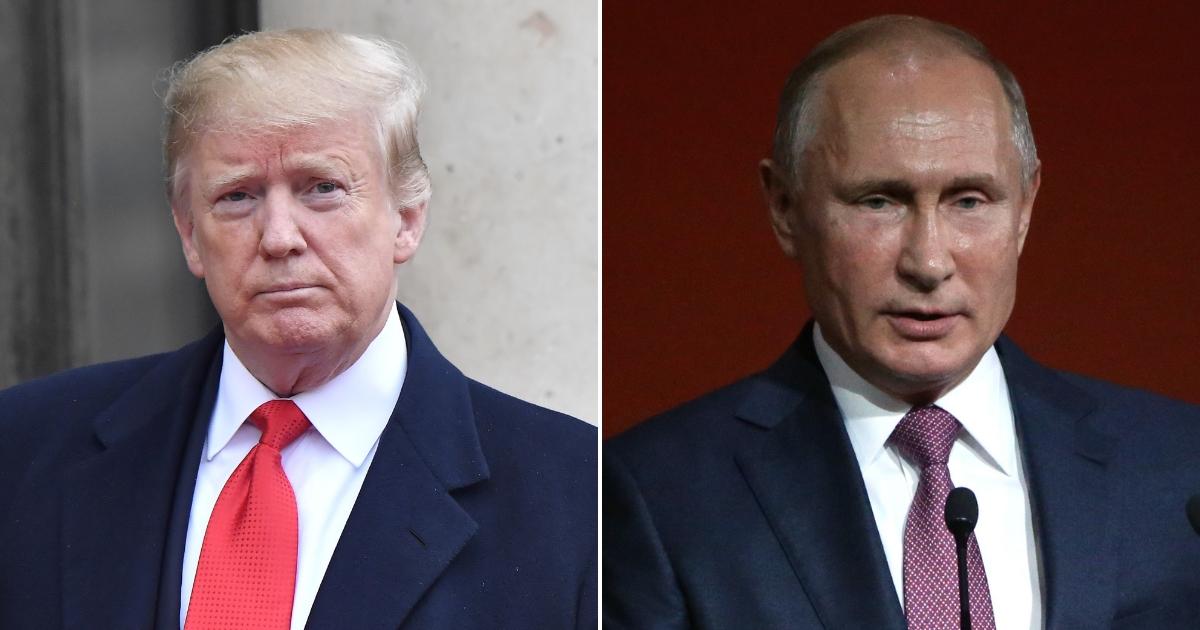 Donald Trump/Vladimir Putin