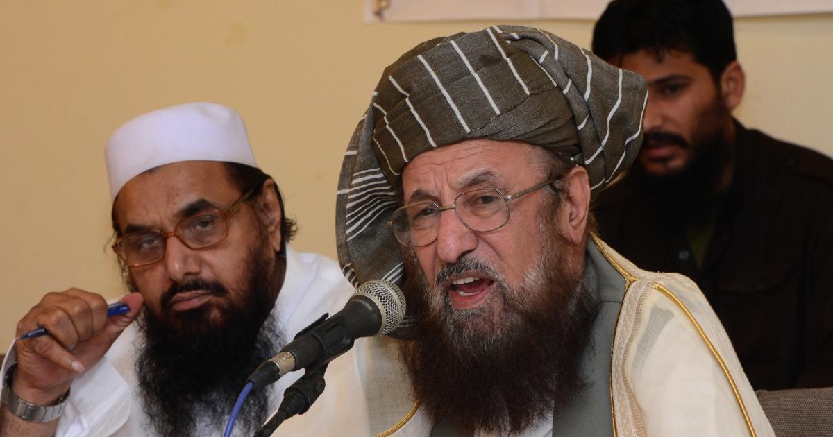 Pakistani islamist leader Maulana Samiul Haq