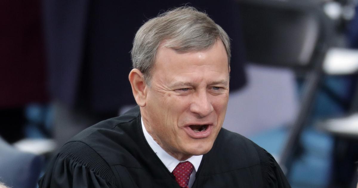 Supreme Court John Roberts