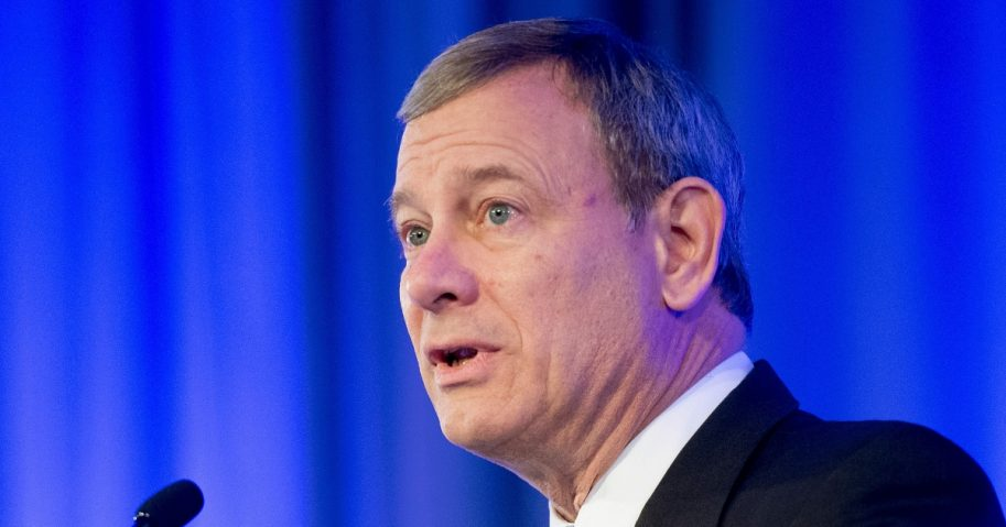 US Supreme Court Chief Justice John Roberts