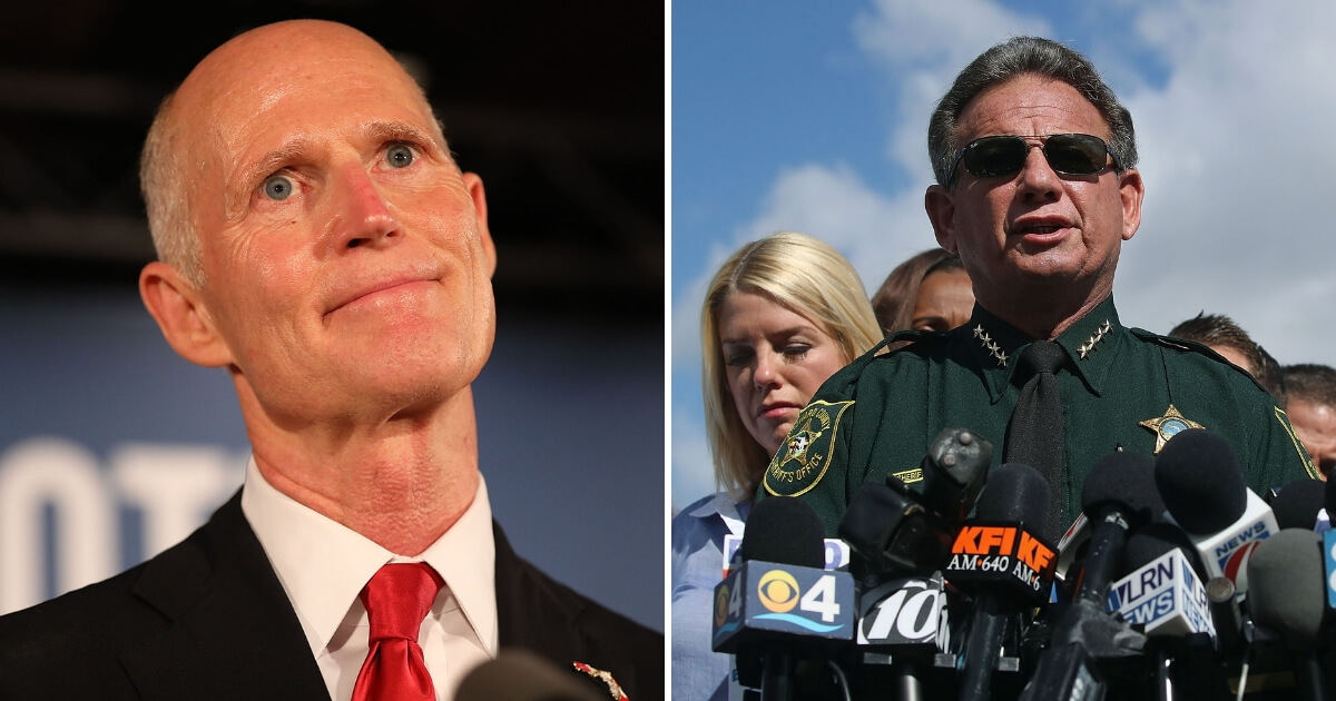 15,000 Ballots Magically Appear in FL, Gov. Scott Orders Law Enforcement To Investigate