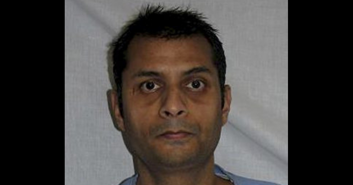 Virendra Govin, one of two men on California's death row for committing multiple murders, was found dead at San Quentin State Prison.