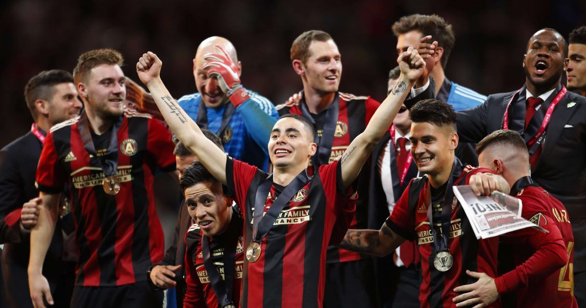 Atlanta Wins First Pro Sports Title Since 1995, Captures MLS Cup