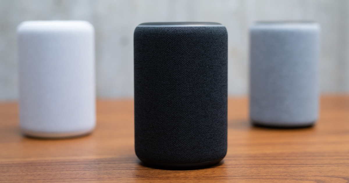 The updated Amazon Alexa Plus