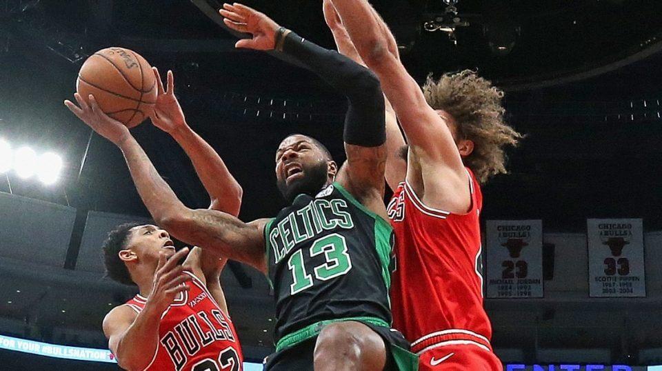 Bulls vs Celtics
