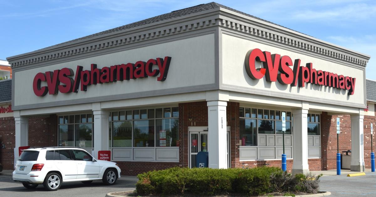 CVS Pharmacy in Columbus, Ohio.