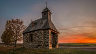 Chapel at Sunset
