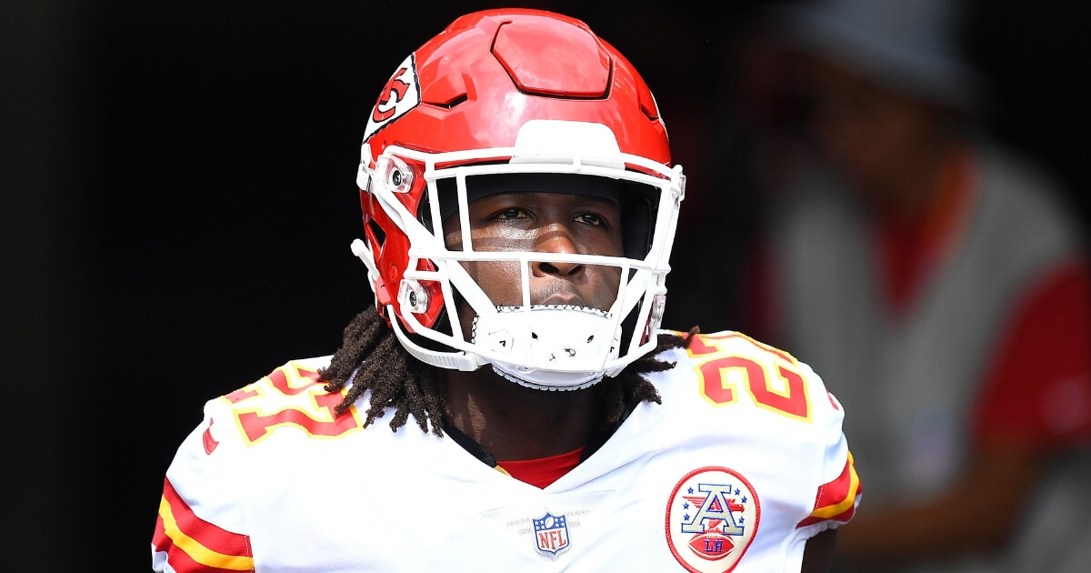 The Kansas City Chiefs cut ties with star running back Kareem Hunt after the release of a video showing him assaulting a young woman.