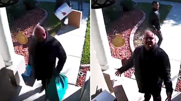 Church Replaces Stolen Packages