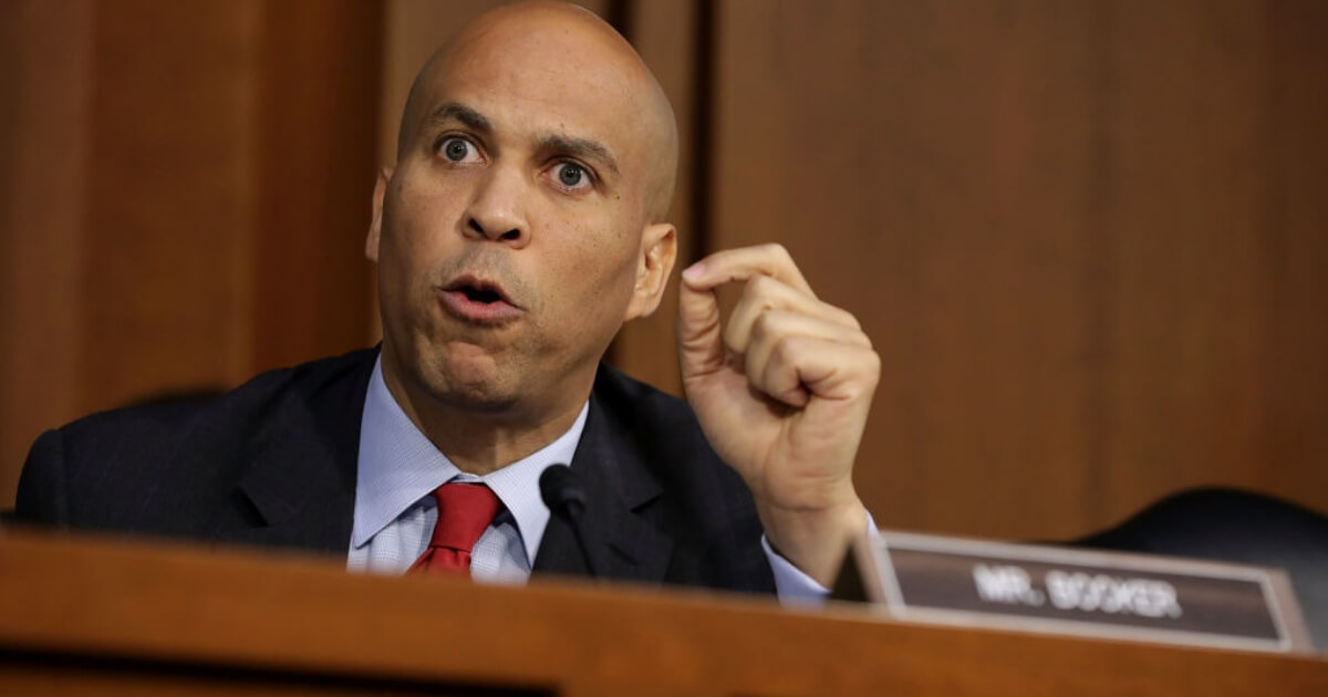 Ethics Complaint Still Hovering Over Booker's Head as He Tests 2020 Waters