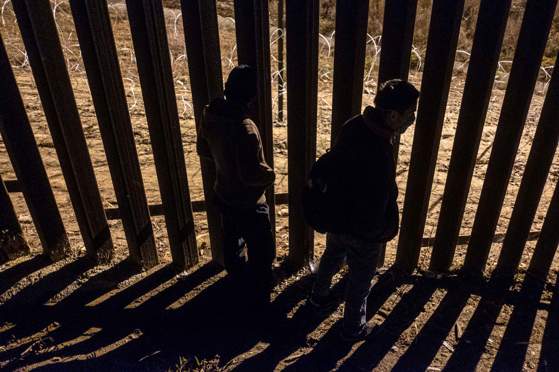 Salvadorean migrants