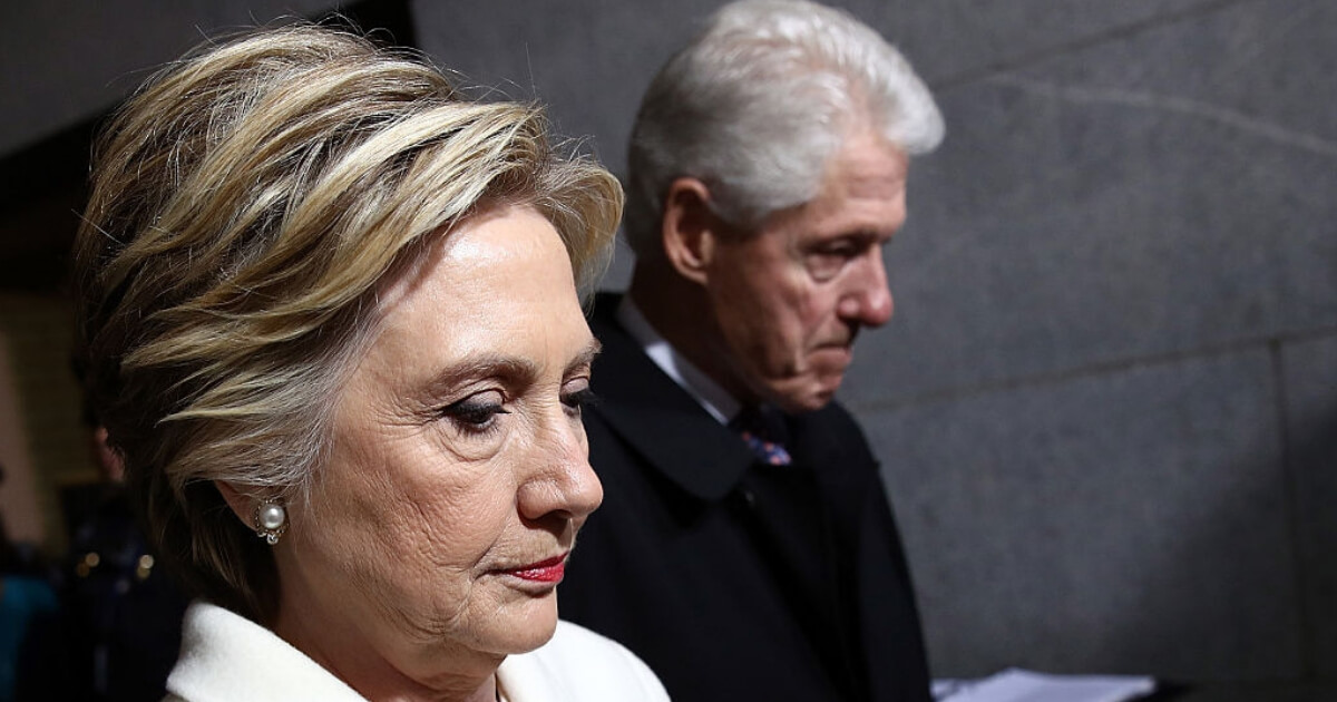 Clinton Foundation CFO Who 'Knows Where the Bodies Are Buried' Exposes Bill