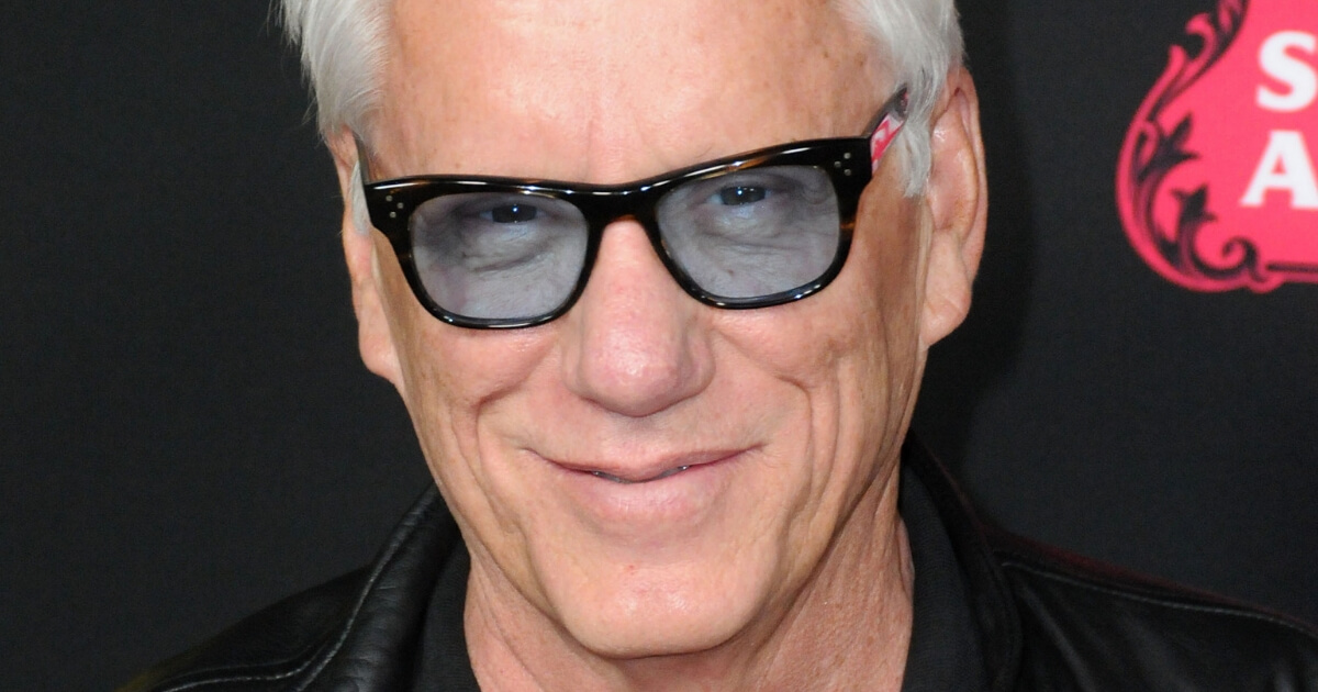 Actor James Woods.