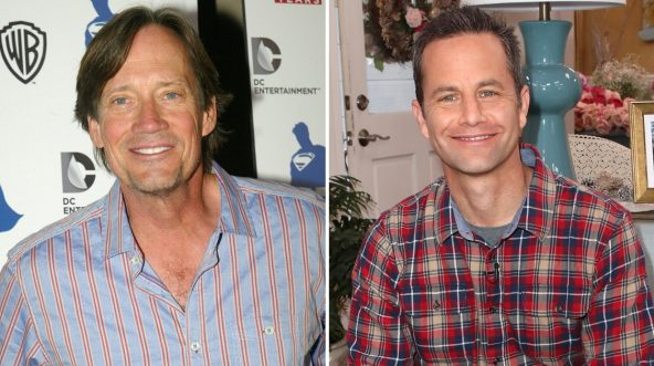 Kevin Sorbo Kirk Cameron