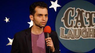 Stand-up comedian Konstantin Kisin.