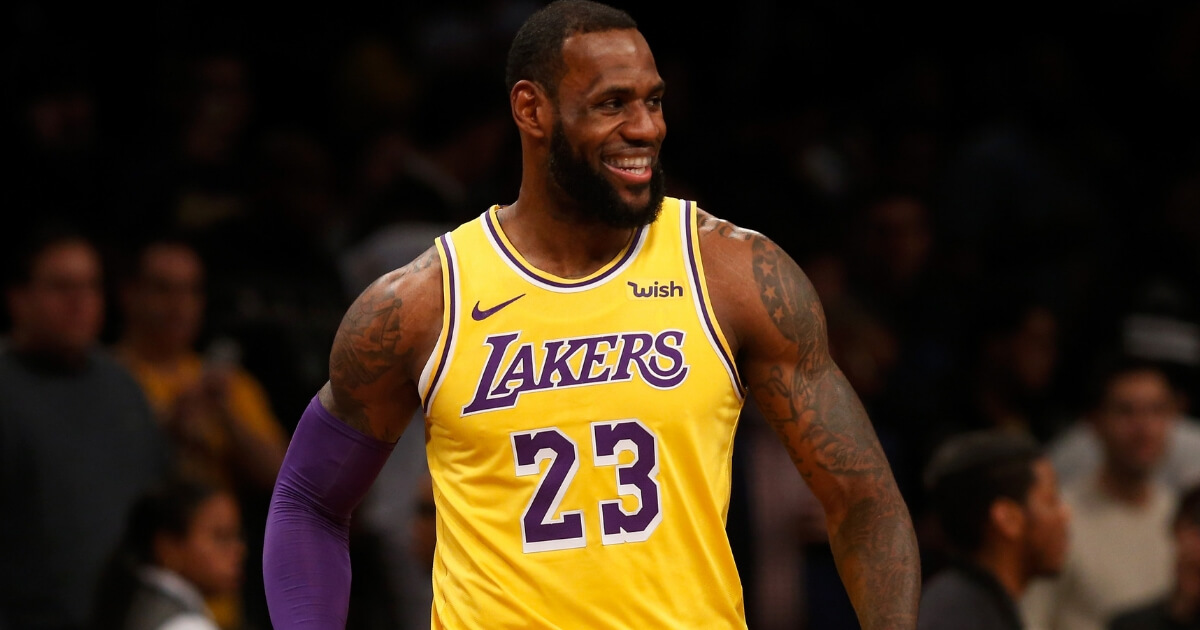 LeBron James Slammed for 'Tampering' as NBA Execs Up In Arms