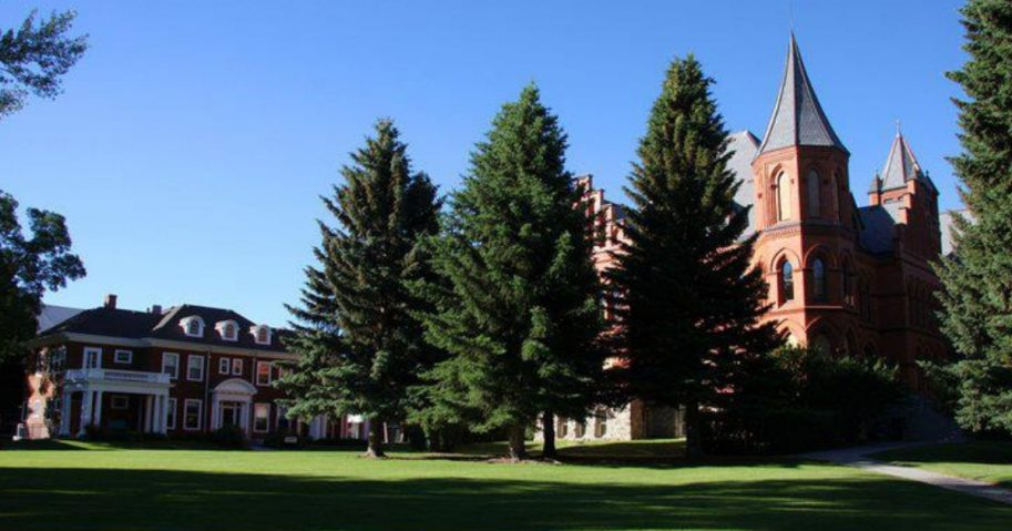 The University of Montana Western.