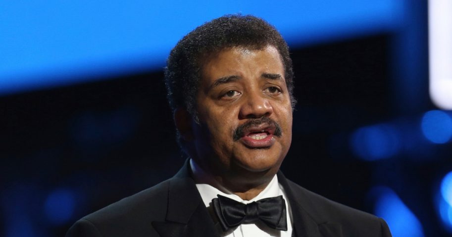 Scientist and TV host Neil deGrasse Tyson