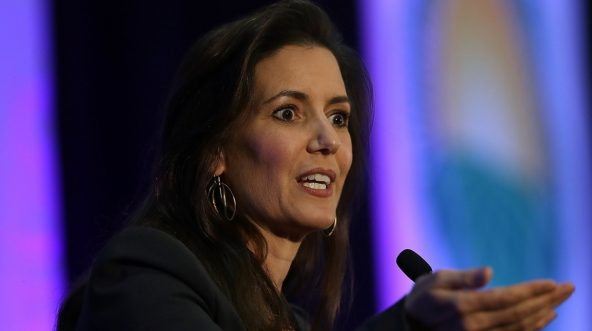Libby Schaaf, mayor of Oakland, California.