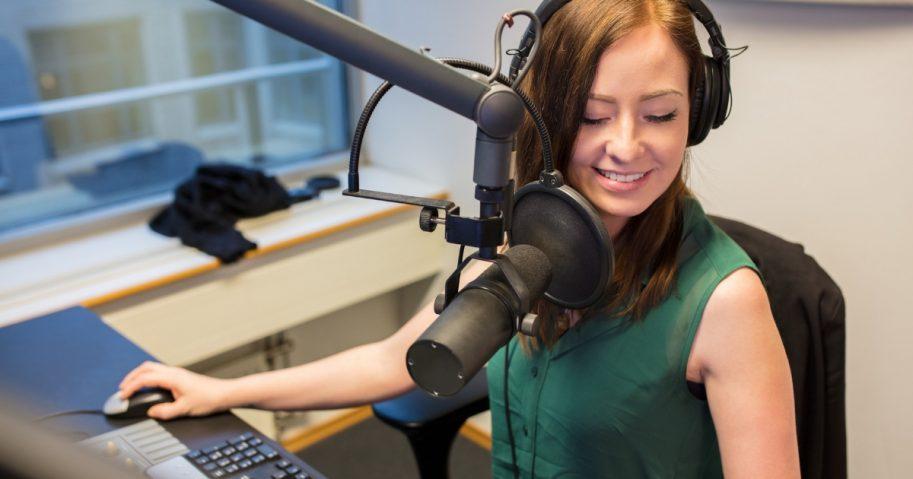 radio station girl
