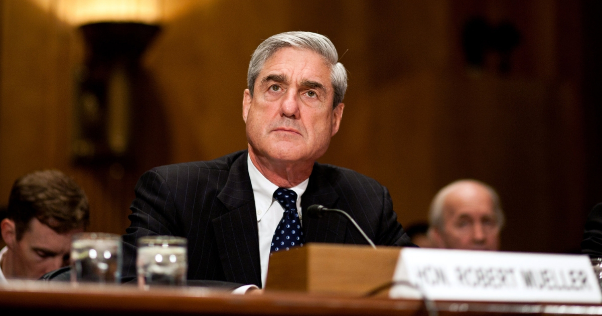 Robert Mueller, director of the Federal Bureau of Investigation, testifies at a hearing on Capitol Hill on Sept. 13, 2011, in Washington, D.C.