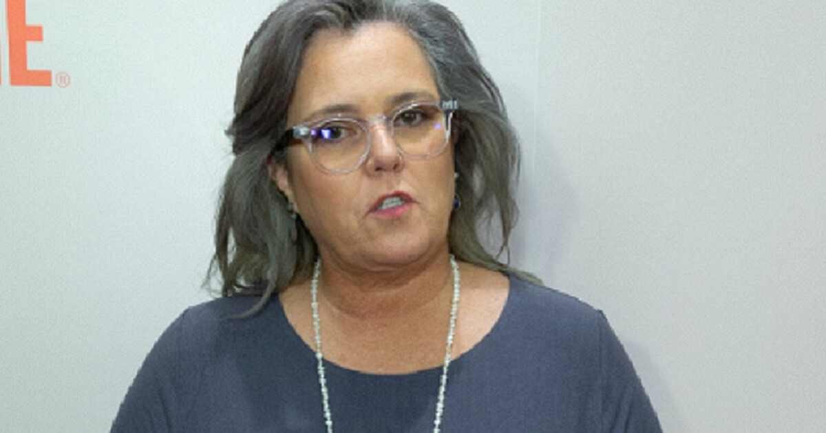 Rosie Just Called for Trump To 'Rot in Jail' After He Did Same Thing Her Hero Obama Did