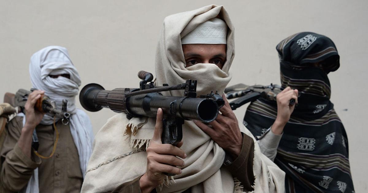 37 Taliban Killed After Car Bomb Prematurely Explodes